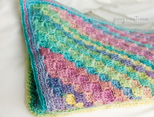 Gemstone Blanket